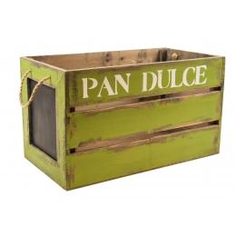 CAIXA PAN DULCE